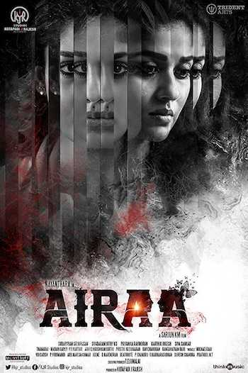 Airaa 2019 Hindi Dubbed Full Movie Download