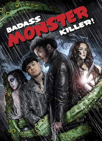 Badass Monster Killer 2015 Dual Audio Hindi Movie Download