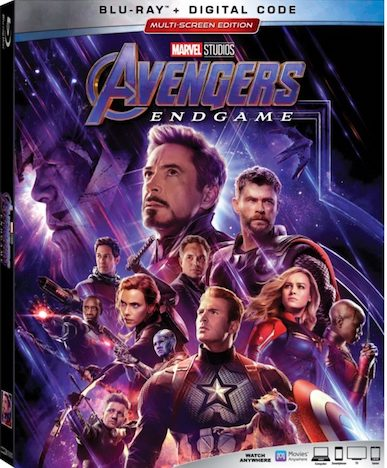 Avengers Endgame 2019 Dual Audio Original Hindi BluRay 1080p Download