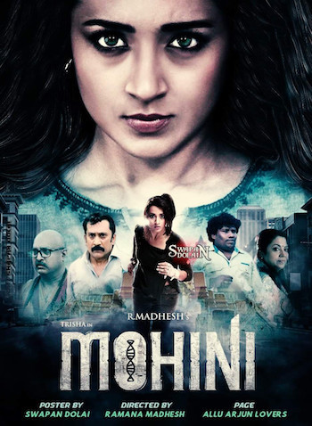 Mohini 2018 Dual Audio Hindi 480p WEBRip 400MB