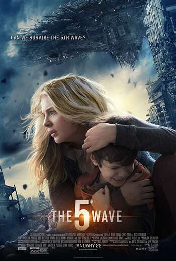 The 5th Wave 2016 Hindi Dual Audio BRRip Full Movie 720p HEVC Download