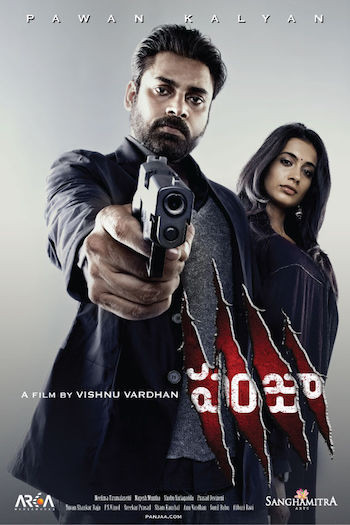 Panjaa 2011 UNCUT Dual Audio Hindi Bluray Movie Download