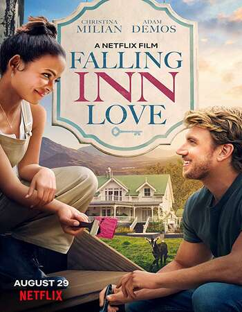Falling Inn Love 2019 Hindi Dual Audio Web-DL Full Movie 720p HEVC Download