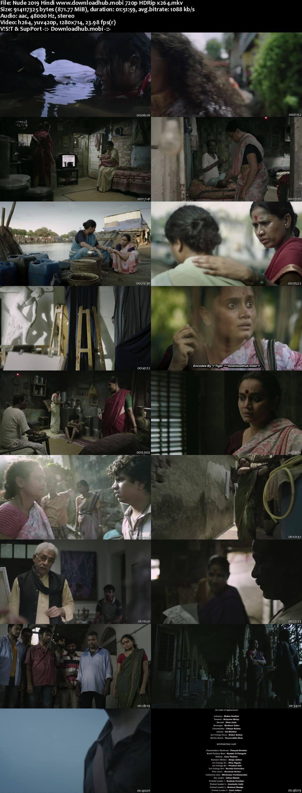 Nude 2019 Hindi 720p HDRip x264