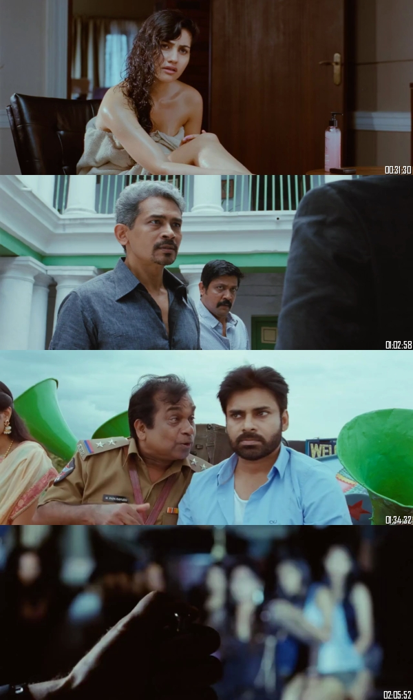Panjaa 2011 UNCUT HDRip 720p 480p Dual Audio Hindi Telugu Full Movie Download