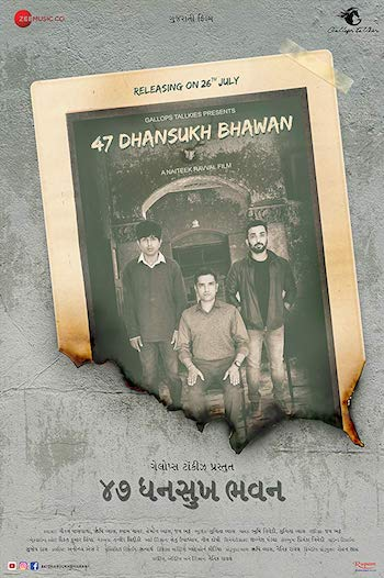 47 Dhansukh Bhawan 2019 Gujarati Movie Download