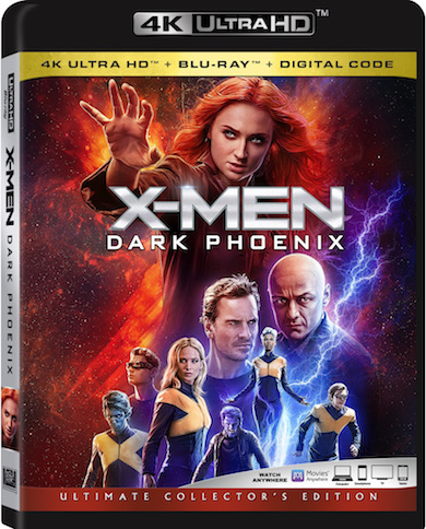 X-Men Dark Phoenix 2019 Dual Audio ORG Hindi 1080p BluRay 2.4GB