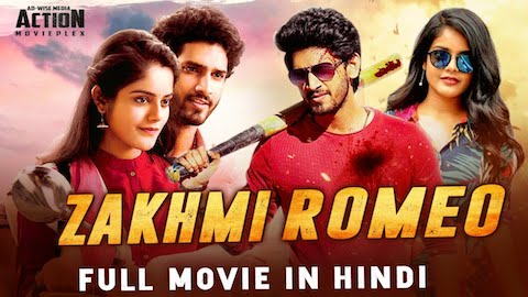 Zakhmi Romeo 2019 Hindi Dubbed 720p HDRip 900mb