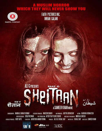Raaz-e-Sheitaan 2019 Hindi 720p HDTV 750MB