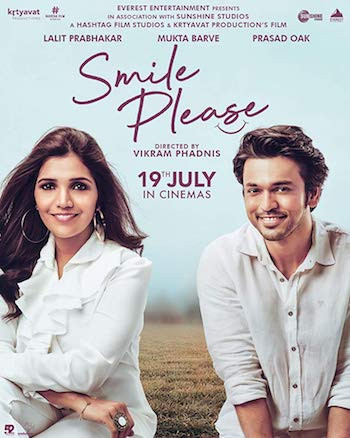 Smile Please 2019 Marathi 720p HDRip ESubs