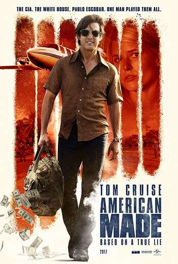 American Made 2017 Hindi Dual Audio BRRip Full Movie 720p HEVC Download