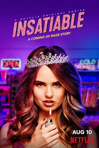 Insatiable 2018 S01 Dual Audio Hindi Complete 720p 480p WEB-DL 3.5GB