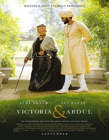 Victoria And Abdul 2017 Hindi Dual Audio 550MB BluRay 720p ESubs HEVC