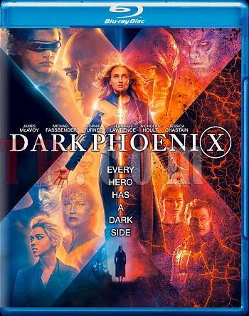 Dark Phoenix 2019 English Bluray Movie Download