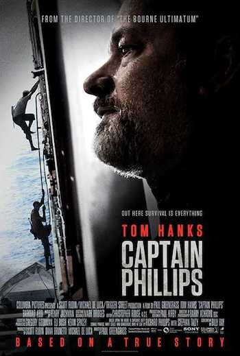Captain Phillips 2013 Dual Audio Hindi English BRRip 720p Movie Download