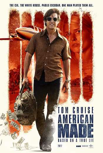 American Made 2017 Dual Audio Hindi English BRRip 720p Movie Download