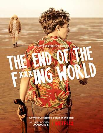 The End of the F***ing World S01 Complete Hindi Dual Audio 720p Web-DL MSubs