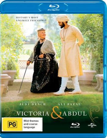 Victoria And Abdul 2017 Dual Audio Hindi 720p BluRay 950mb