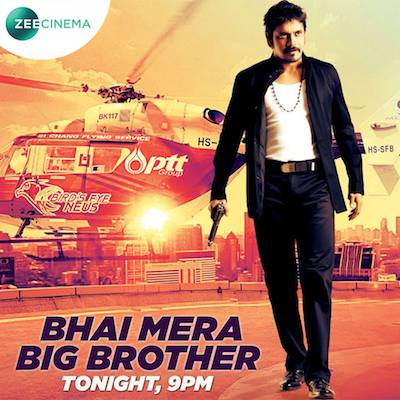 Bhai Mera Big Brother 2017 Hindi Dubbed 720p WEB-DL 999mb