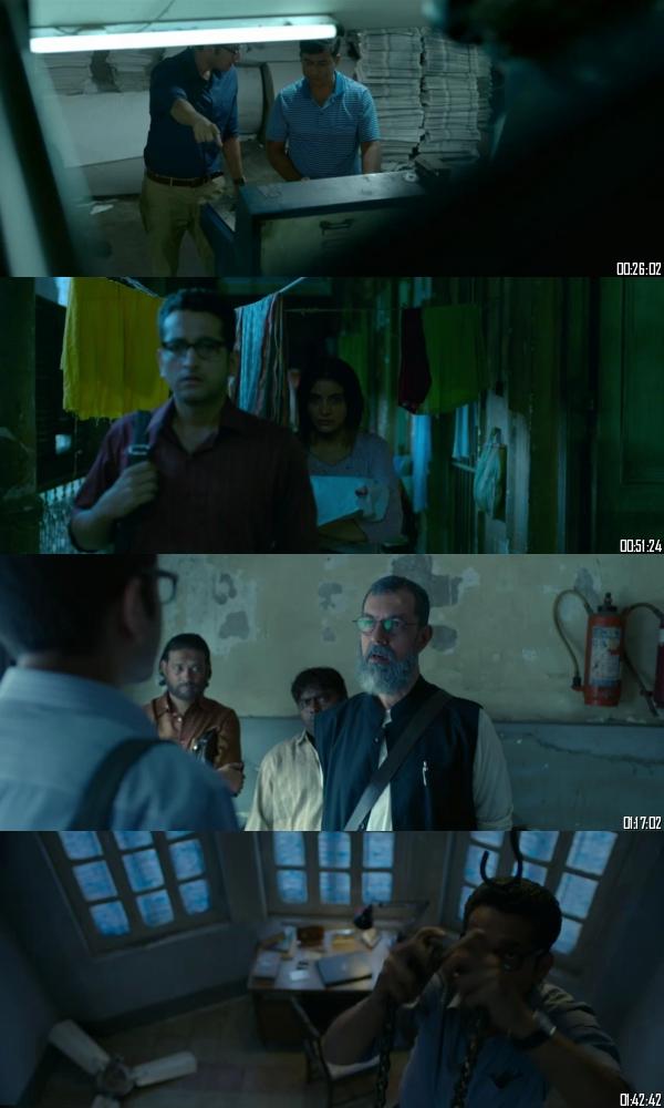 Pari 2018 Hindi 720p 480p WEB-DL x264 Full Movie