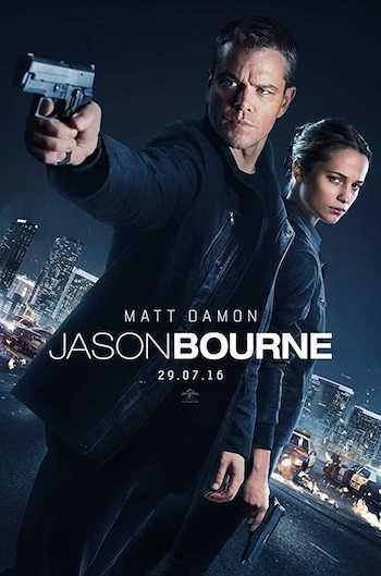 Jason Bourne 2016 Dual Audio Hindi English BRRip 480p Movie Download