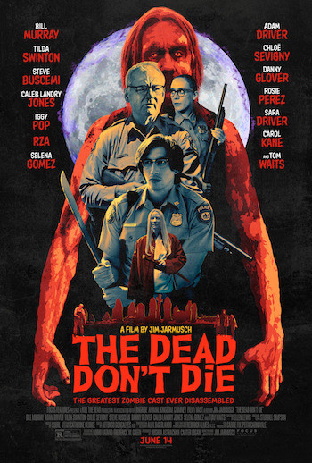 The Dead Dont Die 2019 English 720p BRRip 999MB ESubs