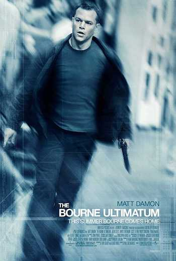 The Bourne Ultimatum 2007 Dual Audio Hindi English BRRip 480p Movie Download