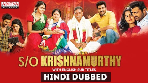 SO Krishnamurthy 2019 Hindi Dubbed 720p HDRip 950mb
