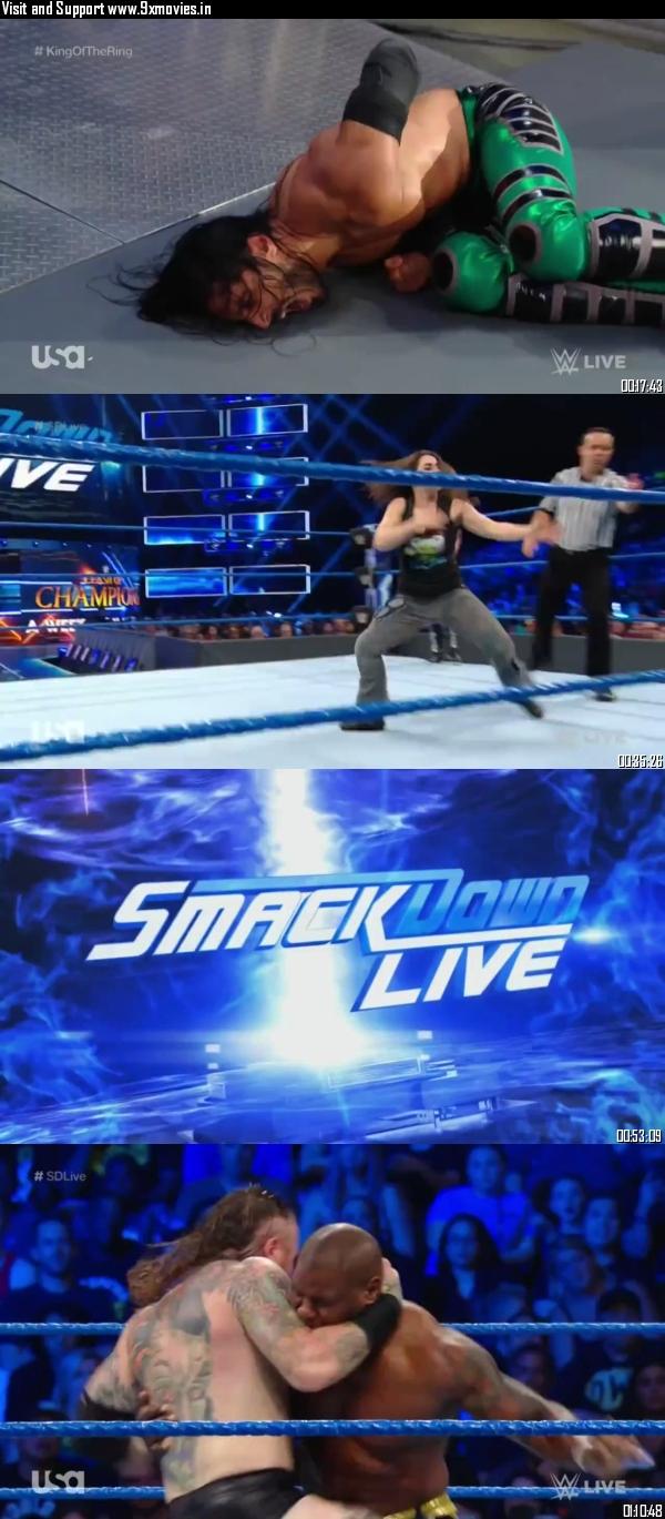 WWE Smackdown Live 03 September 2019 HDTV 720p 480p 300MB