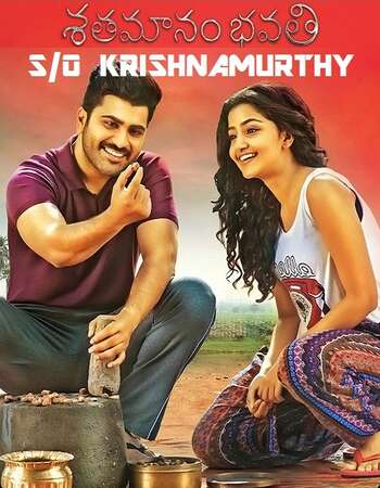 Shatamanam Bhavati 2017 UNCUT Hindi Dual Audio HDRip Full Movie 720p HEVC Download