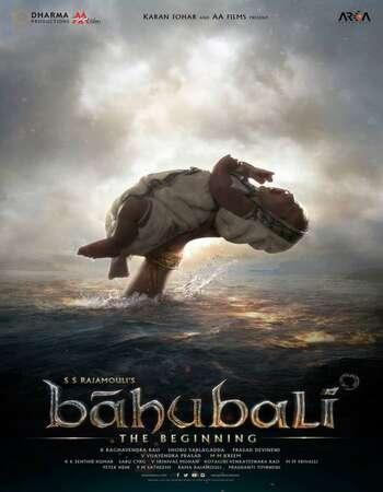 Baahubali The Beginning 2015 Full Hindi Movie 720p BRRip Free Download