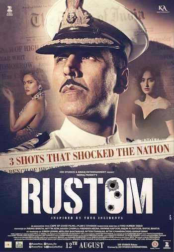 Rustom 2016 Hindi Full Movie Download