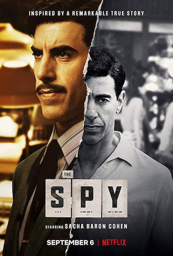 The Spy 2019 S01 Dual Audio Hindi 720p 480p WEB-DL 2.6GB