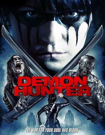 Demon Hunter 2016 Hindi Dual Audio Web-DL Full Movie Download