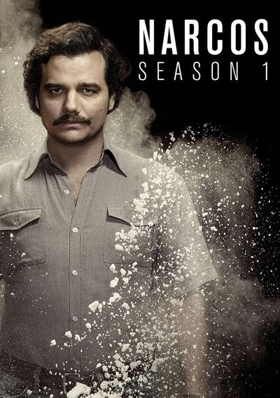 Narcos Season S01 Hindi Dual Audio Episodes Download BluRay 720p