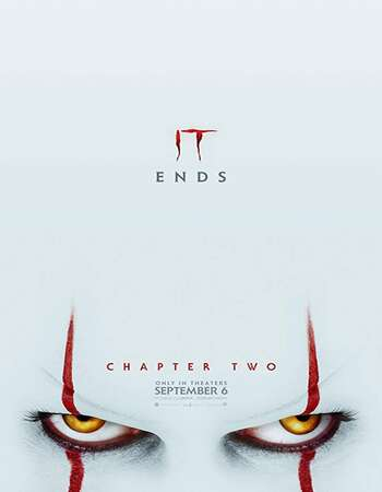 It Chapter Two 2019 Hindi ORG Dual Audio 750MB BluRay 720p ESubs HEVC
