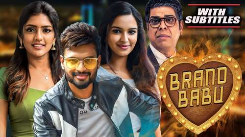 Brand Babu 2019 Hindi Dubbed 720p HDRip x264