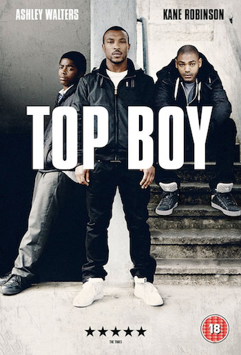 Top Boy S01 Dual Audio Hindi Complete 720p 480p WEB-DL 4.3GB