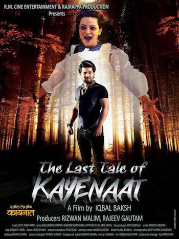 The Last Tale Of Kayenaat 2016 Hindi 720p HDRip 1GB Free Download