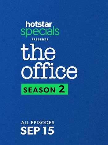 The Office 2019 Season 02 Hindi Complete 720p 480p WEB-DL 2.7GB