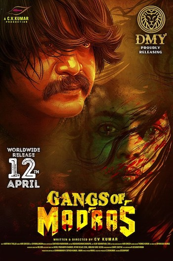 Gangs Of Madras 2019 Hindi Dubbed Full Movie Download