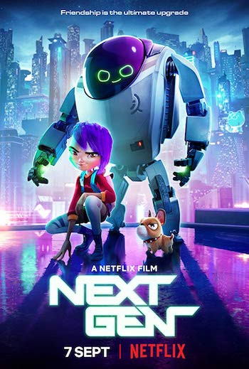 Next Gen 2018 Dual Audio Hindi 720p WEB-DL 850MB