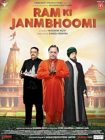 Ram Ki Janmabhoomi 2019 Hindi 720p HDRip 800mb