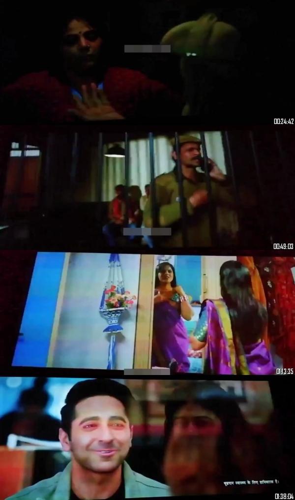 Dream Girl 2019 Hindi 720p 480p pDVDRip x264 Full Movie