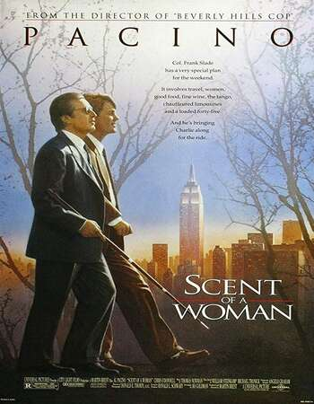 Scent of a Woman 1992 Hindi Dual Audio 450MB BluRay 480p ESubs