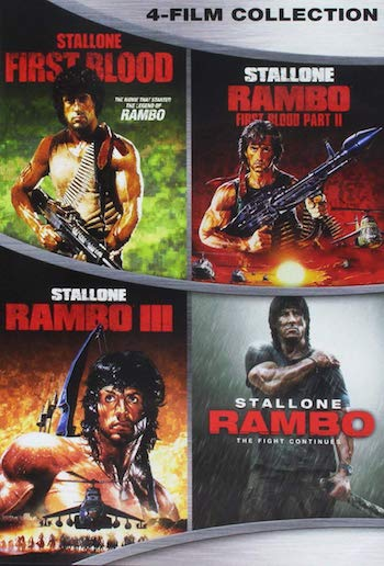 Rambo Collection (1982-2019) All Movies Dual Audio Hindi Full Movie Download
