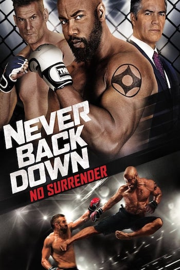 Never Back Down No Surrender 2016 Dual Audio 720p WEBRip [Hindi – English] 850mb