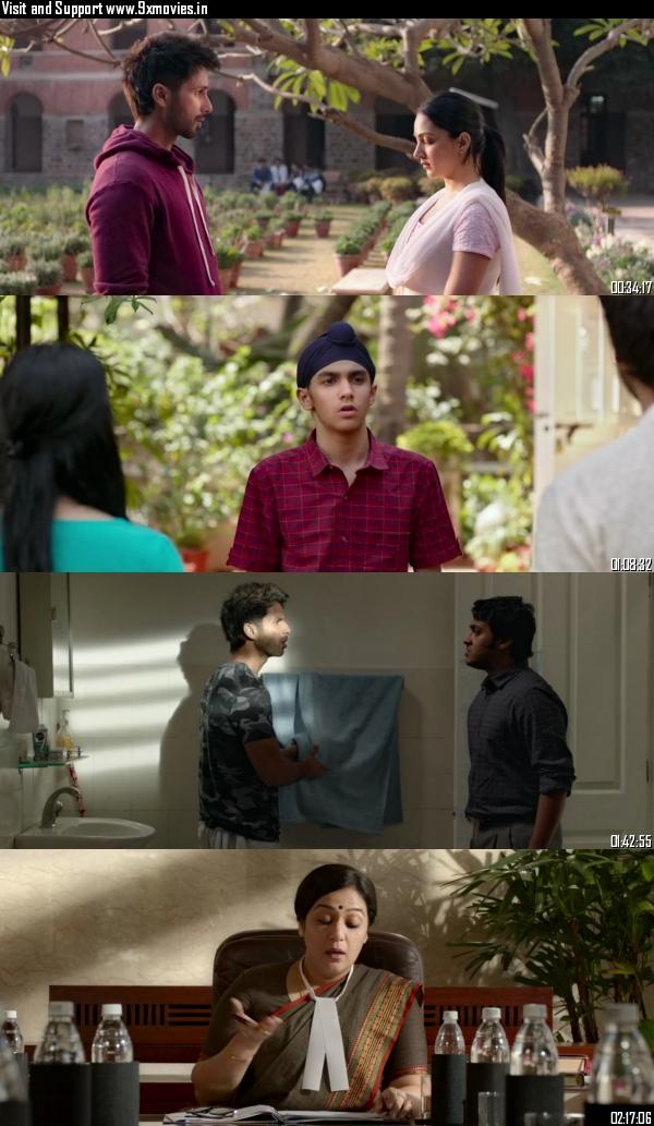 Kabir Singh 2019 Hindi 720p WEB-DL 1.3GB