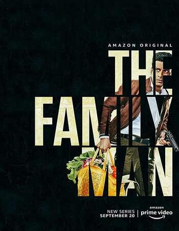 The Family Man 2019 Hindi Season 01 Complete 720p 480p HDRip ESubs