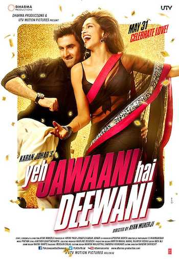 Yeh Jawaani Hai Deewani 2013 Hindi Full Movie Download
